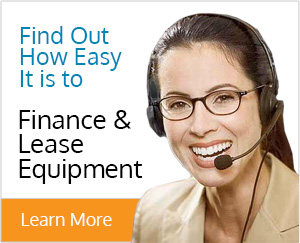 Finance and Lease equiment