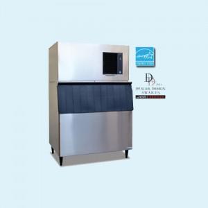 Square Cuber Ice Machine – IM-500SAA